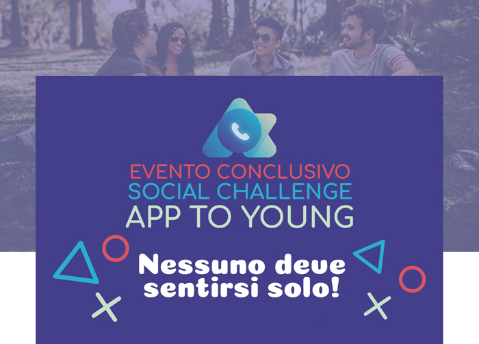 Evento Conclusivo Social Challenge App To Young