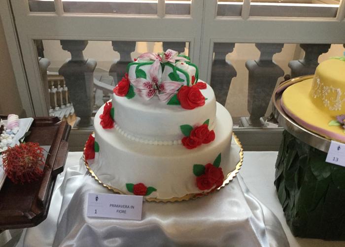 Torneo di Cake Design 2015 - Fondazione Fiorenzo Fratini