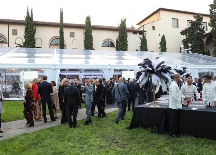 Aperitivo - Bohemian Florence - Fondazione Fiorenzo Fratini