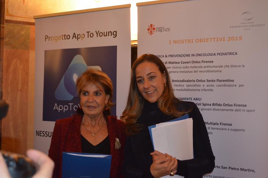 Conferenza Stampa AppToYoung