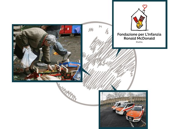 Progetti 2019 - Assistenza - Fondazione Fiorenzo Fratini