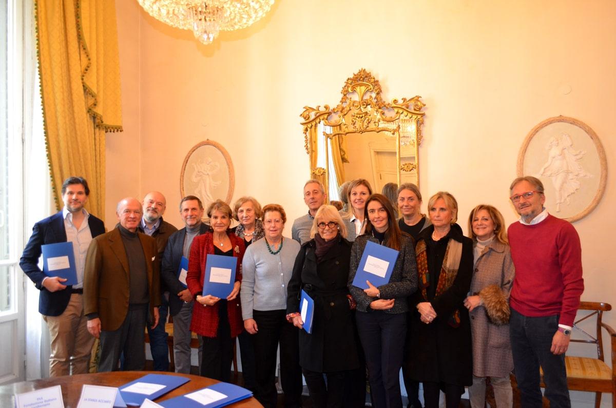 Traguardi 2020 Fondazione Fiorenzo Fratini