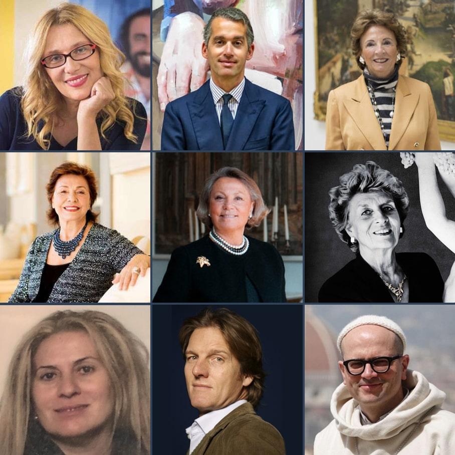 Comitato D'Onore Fondazione Fiorenzo Fratini