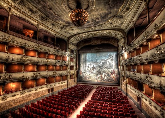 Teatro Pergola Fondazione Fiorenzo Fratini